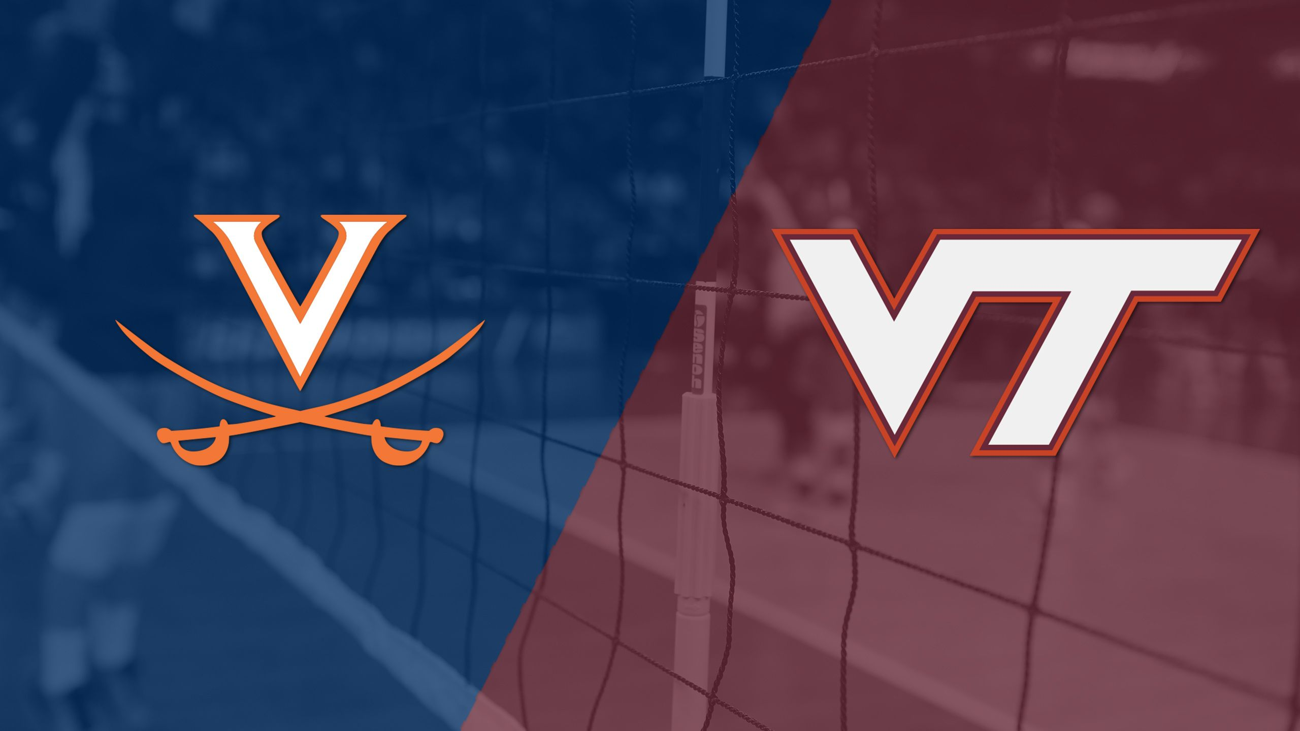 Virginia vs. Virginia Tech (W Volleyball)