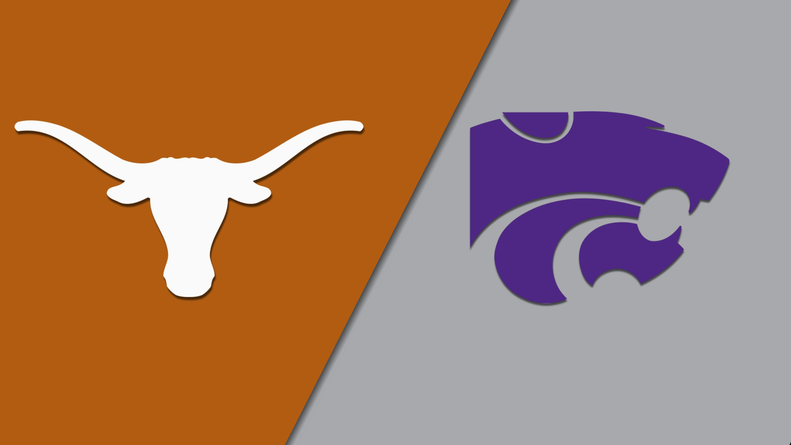 Texas vs. Kansas State (W Volleyball) (re-air)