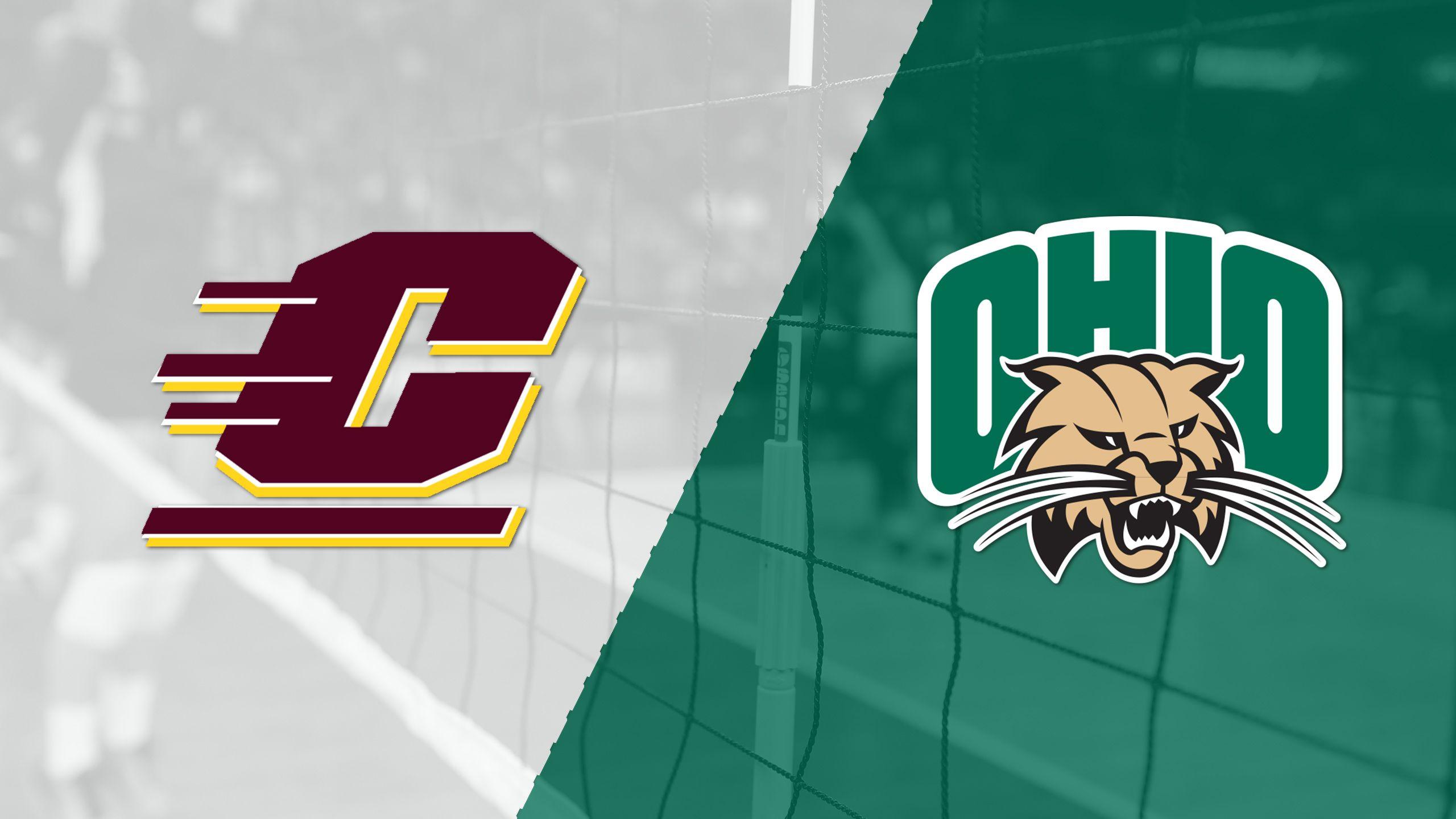 Central Michigan vs. Ohio (W Volleyball)