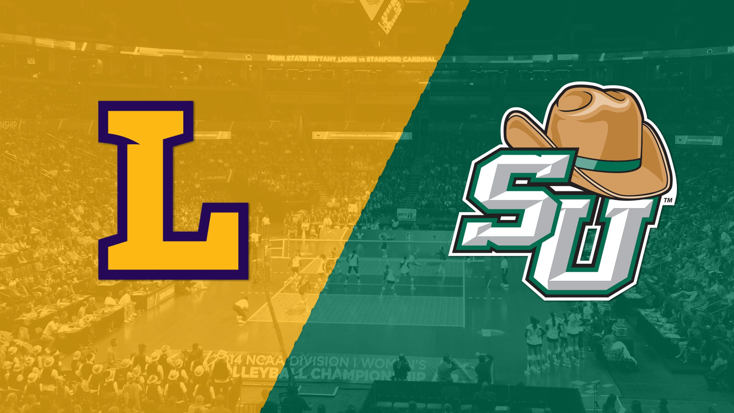 Lipscomb vs. Stetson (W Volleyball)