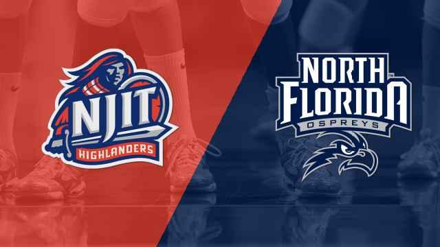 NJIT vs. North Florida (W Volleyball)