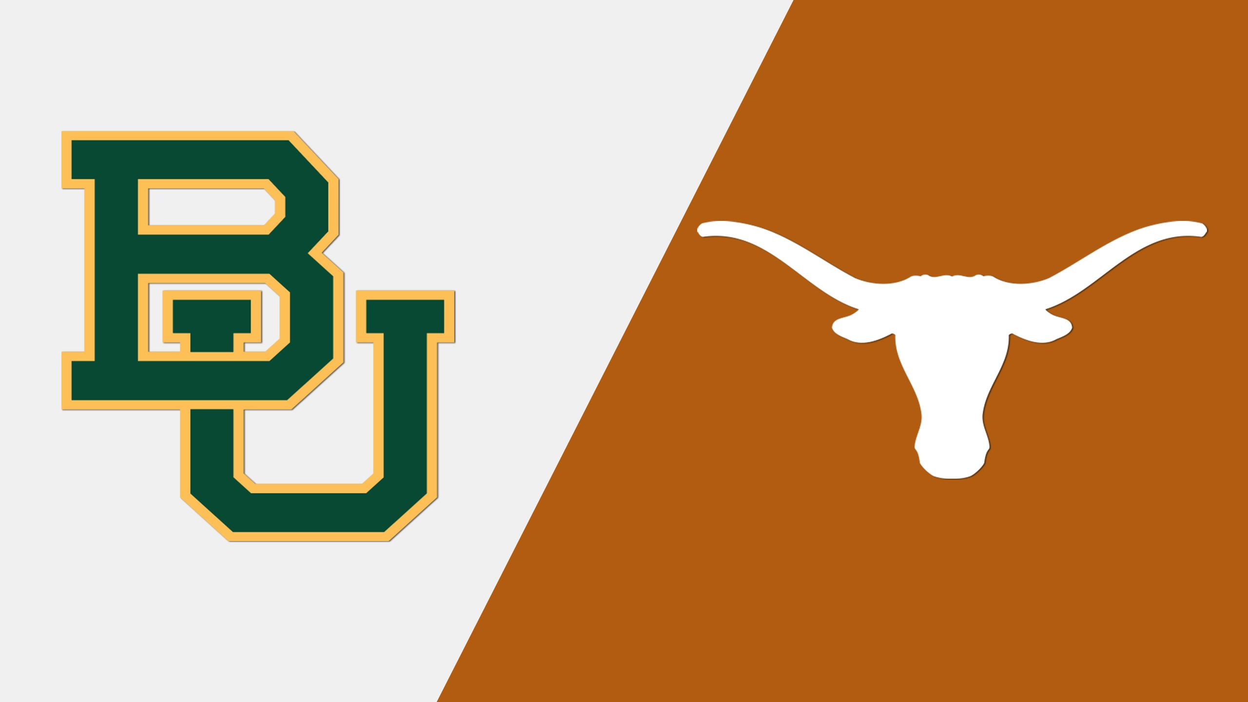 Baylor vs. Texas (W Volleyball) (re-air)