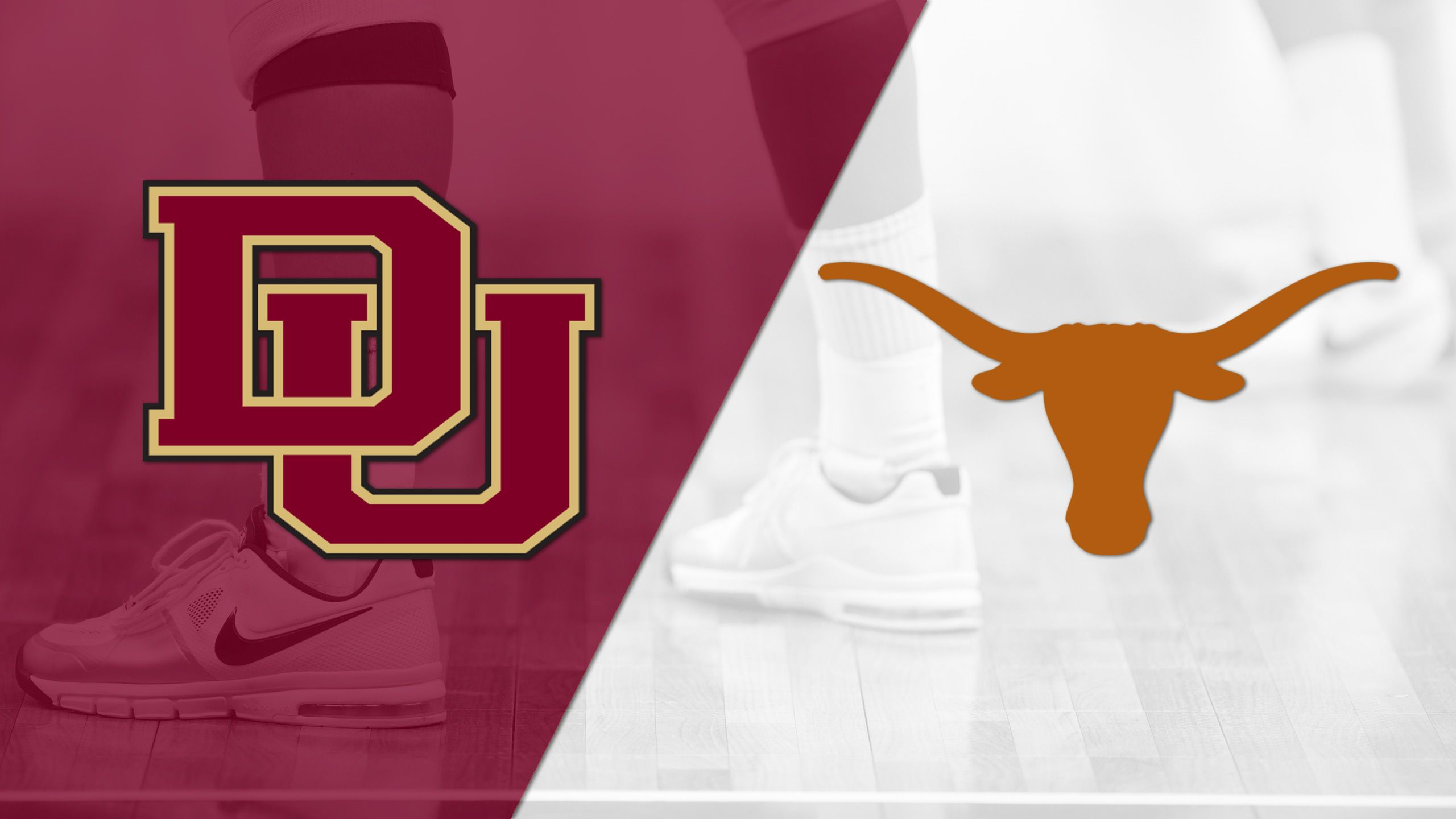 Denver vs. Texas (W Volleyball) (re-air)