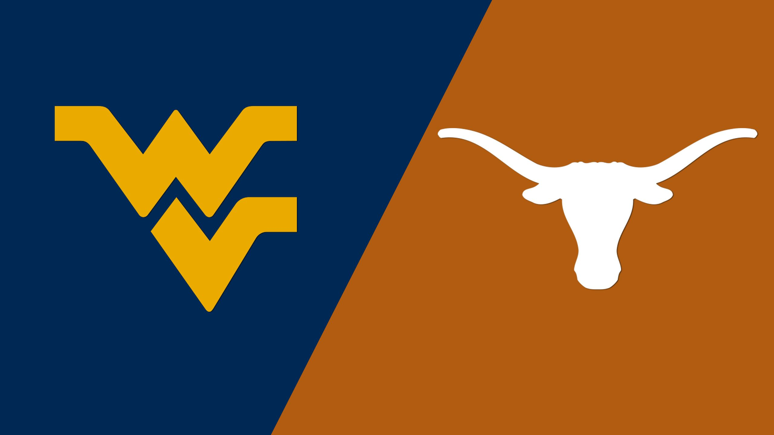 West Virginia vs. Texas (W Volleyball) (re-air)