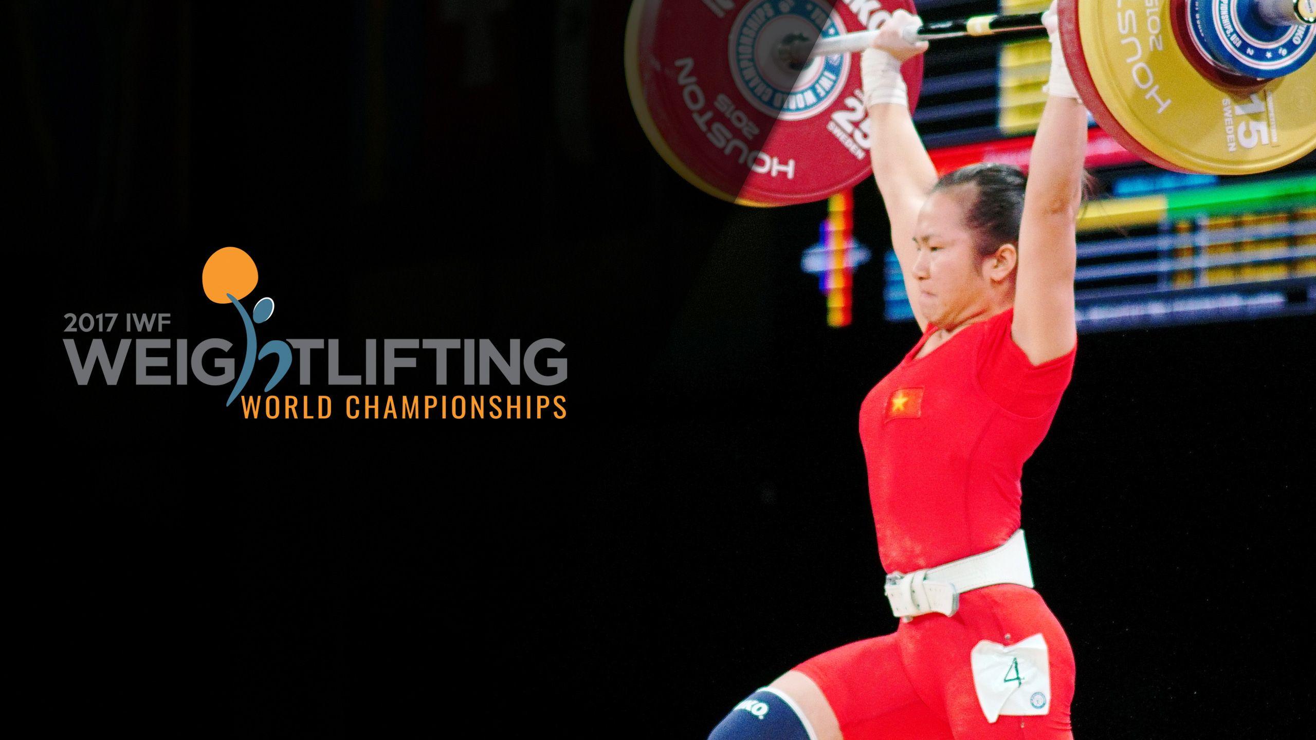 2017 IWF World Weightlifting Championships