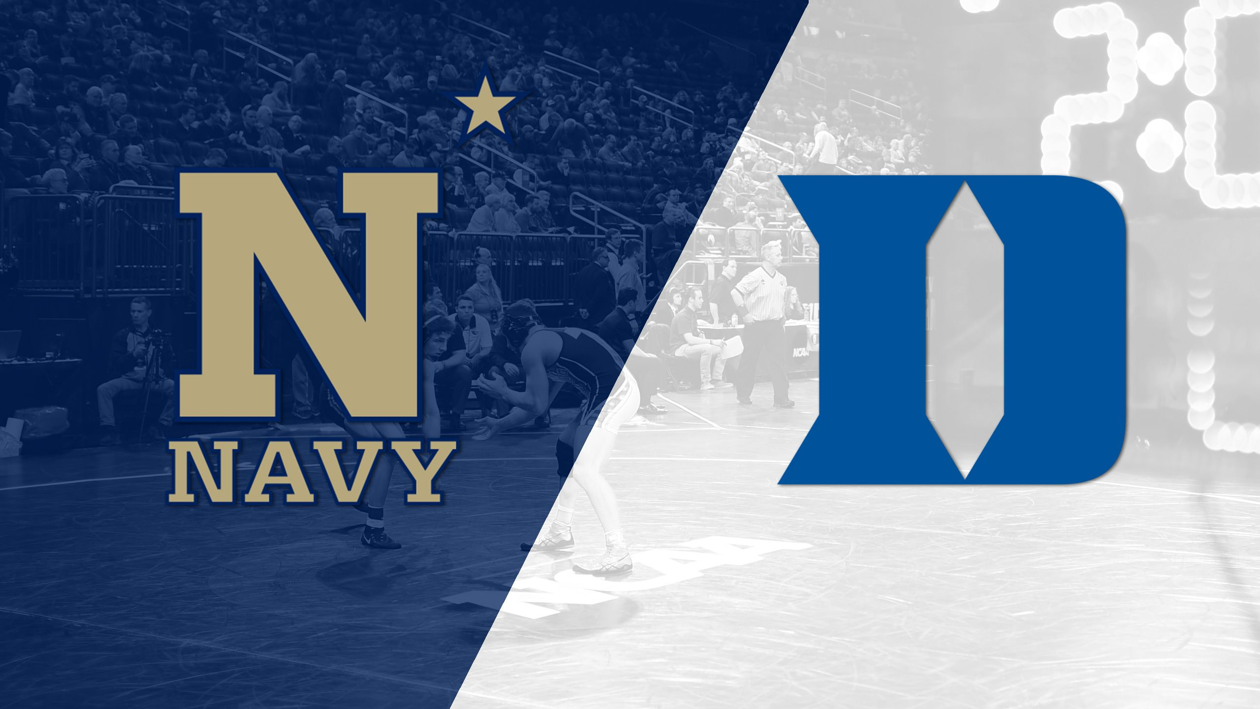 Navy vs. Duke (Wrestling)