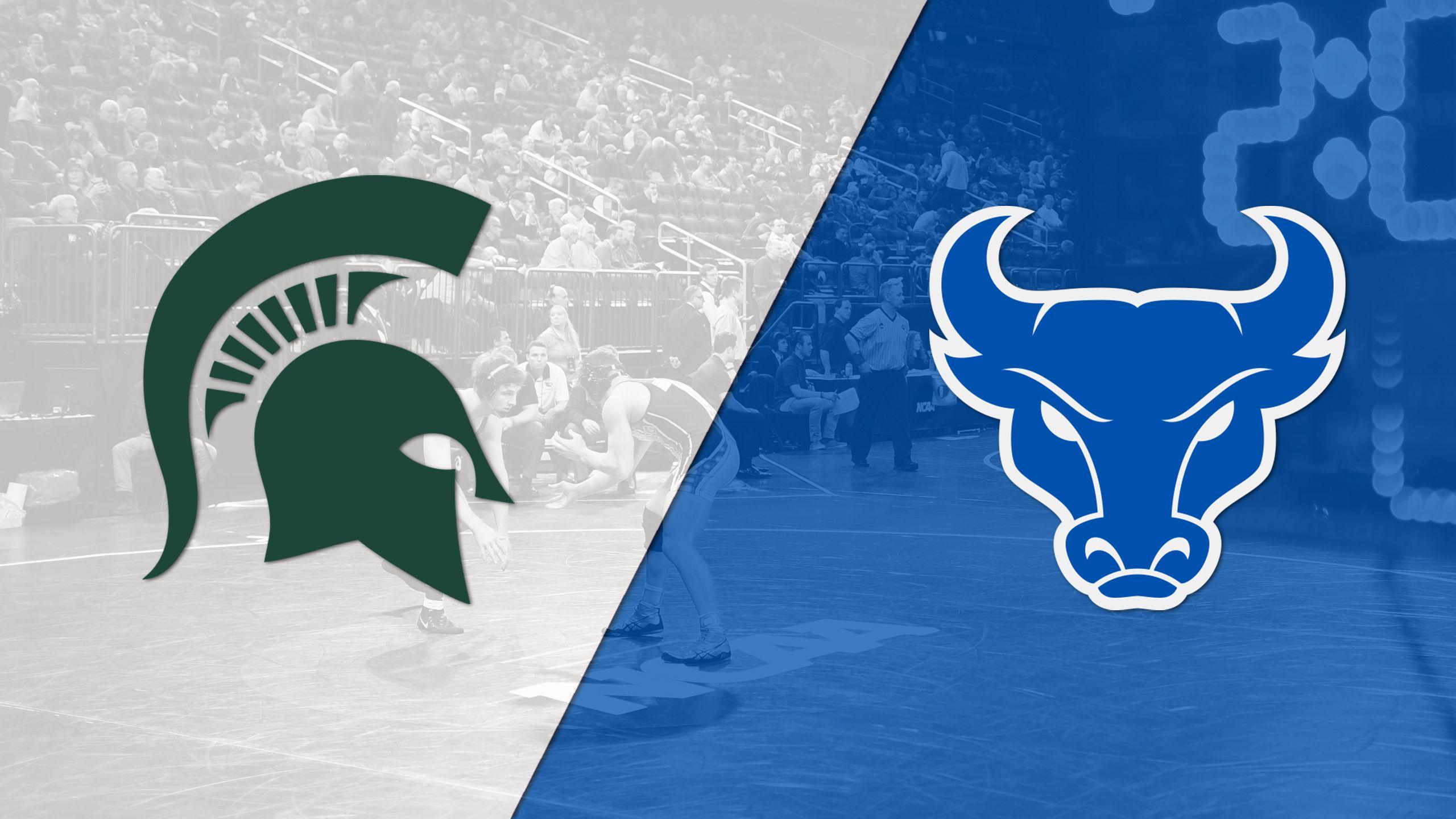Michigan State vs. Buffalo (Wrestling)