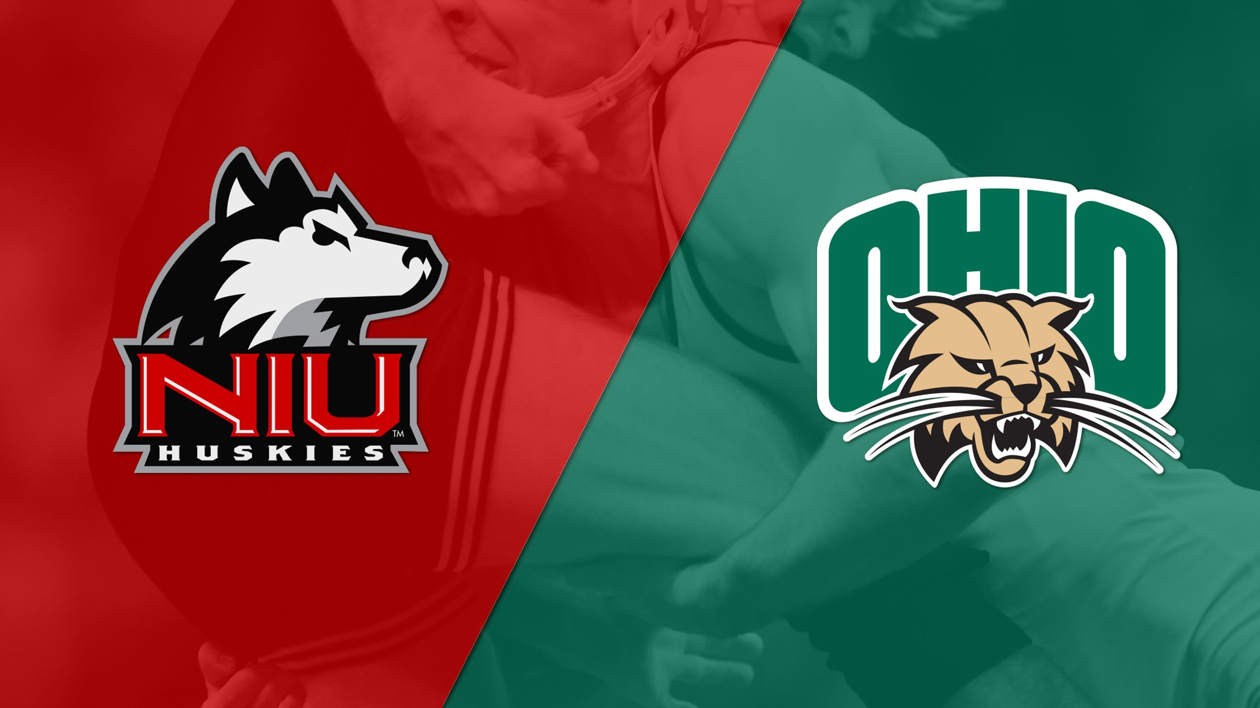 Northern Illinois vs. Ohio (Wrestling)