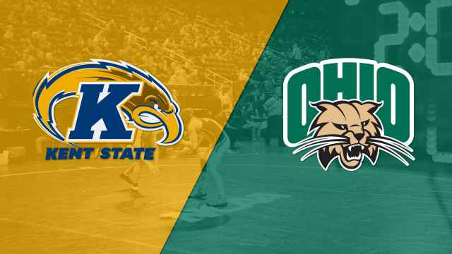 Kent State vs. Ohio (Wrestling)