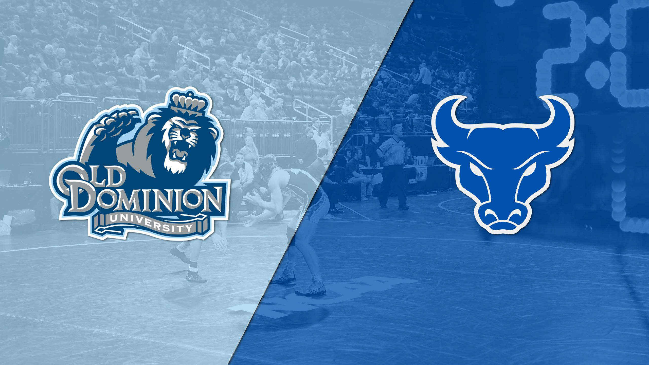 Old Dominion vs. Buffalo (Wrestling)