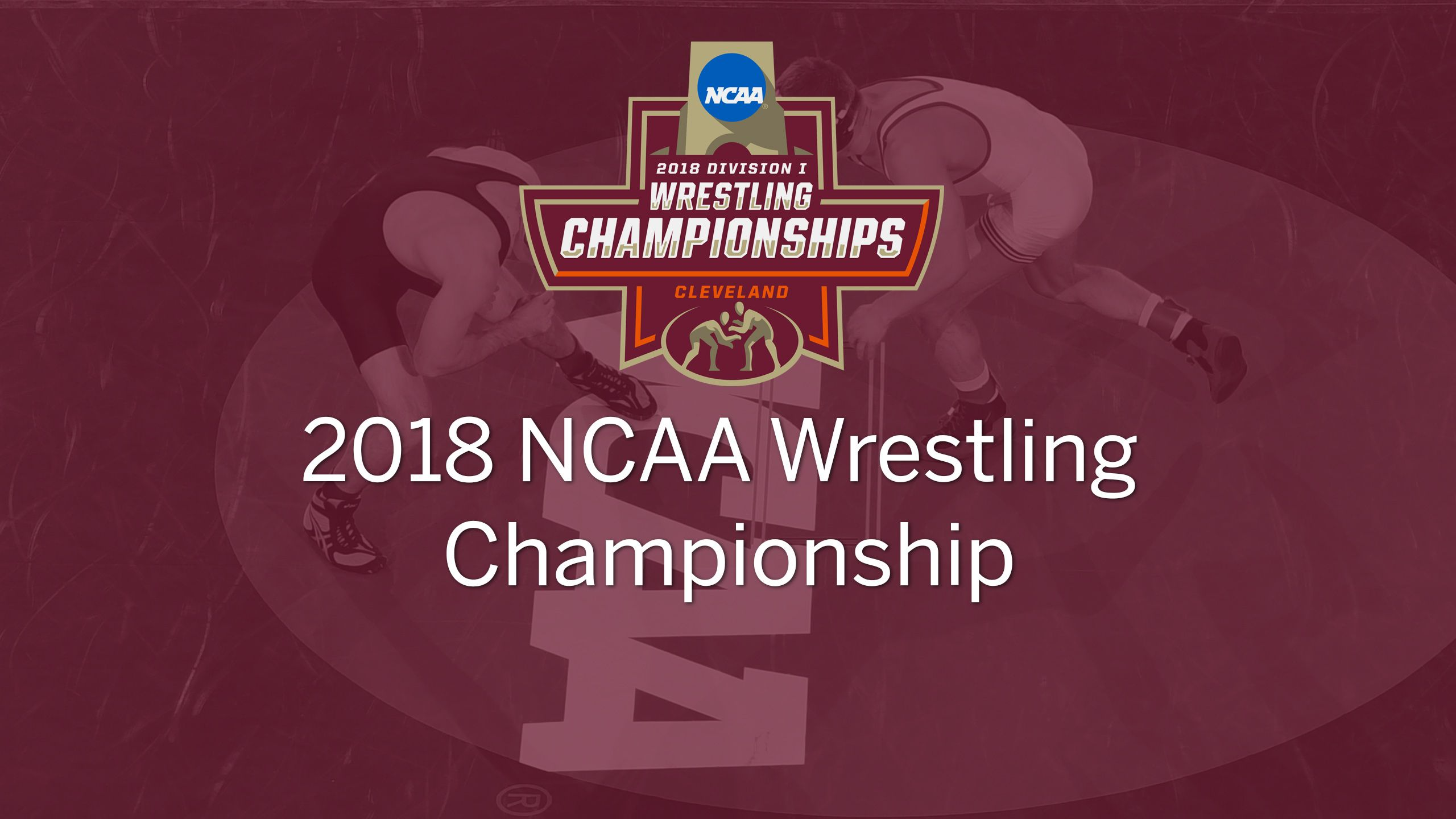 2018 NCAA Wrestling Championship (Medal Round)