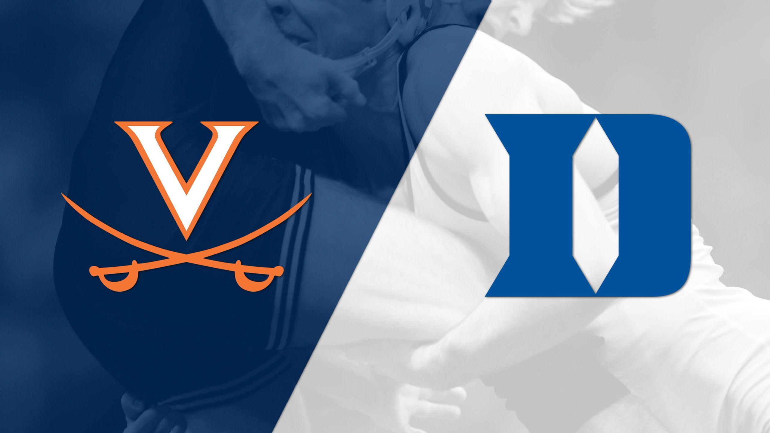 Virginia vs. Duke (Wrestling)