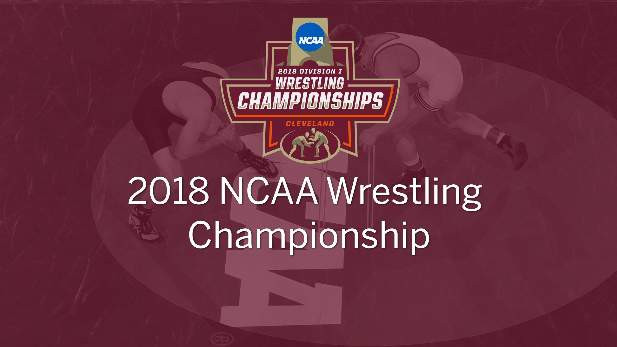 2018 NCAA Wrestling Championship (Championship)