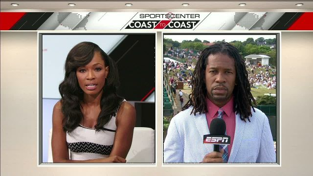 LZ Granderson: Encouraging to see athletes get socially active