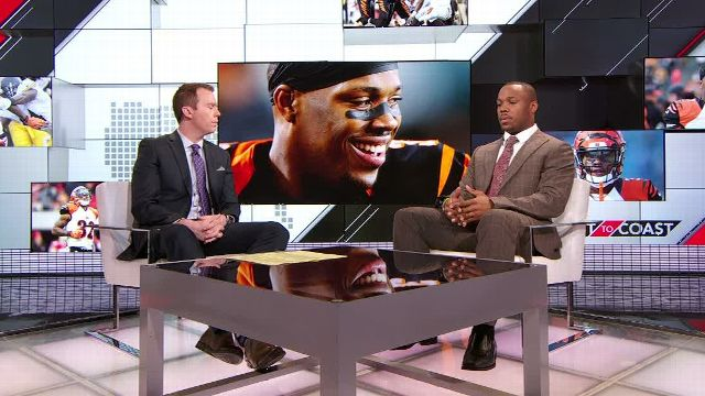 Jeremy Hill hoping community in Baton Rouge sticks together