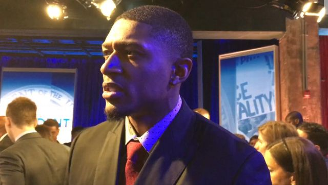A conversation with Bradley Beal on race, social justice and policing