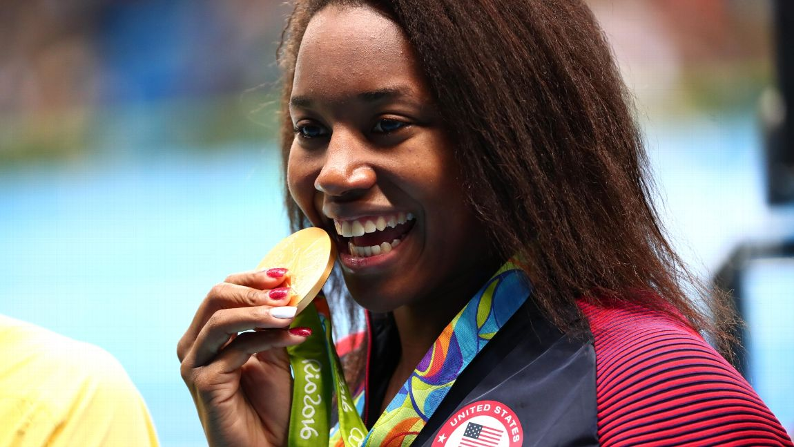 06d0d202f A New Chapter for Black Olympic Swimming