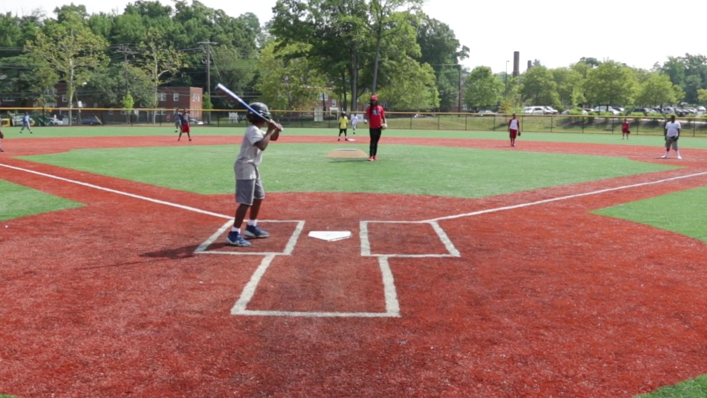 Nationals Youth Baseball Academy helping kids