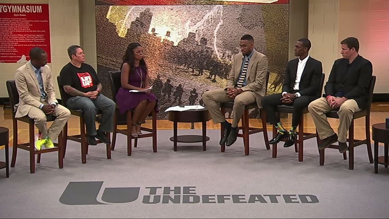 An Undefeated Conversation: Athletes, Responsibility and Violence