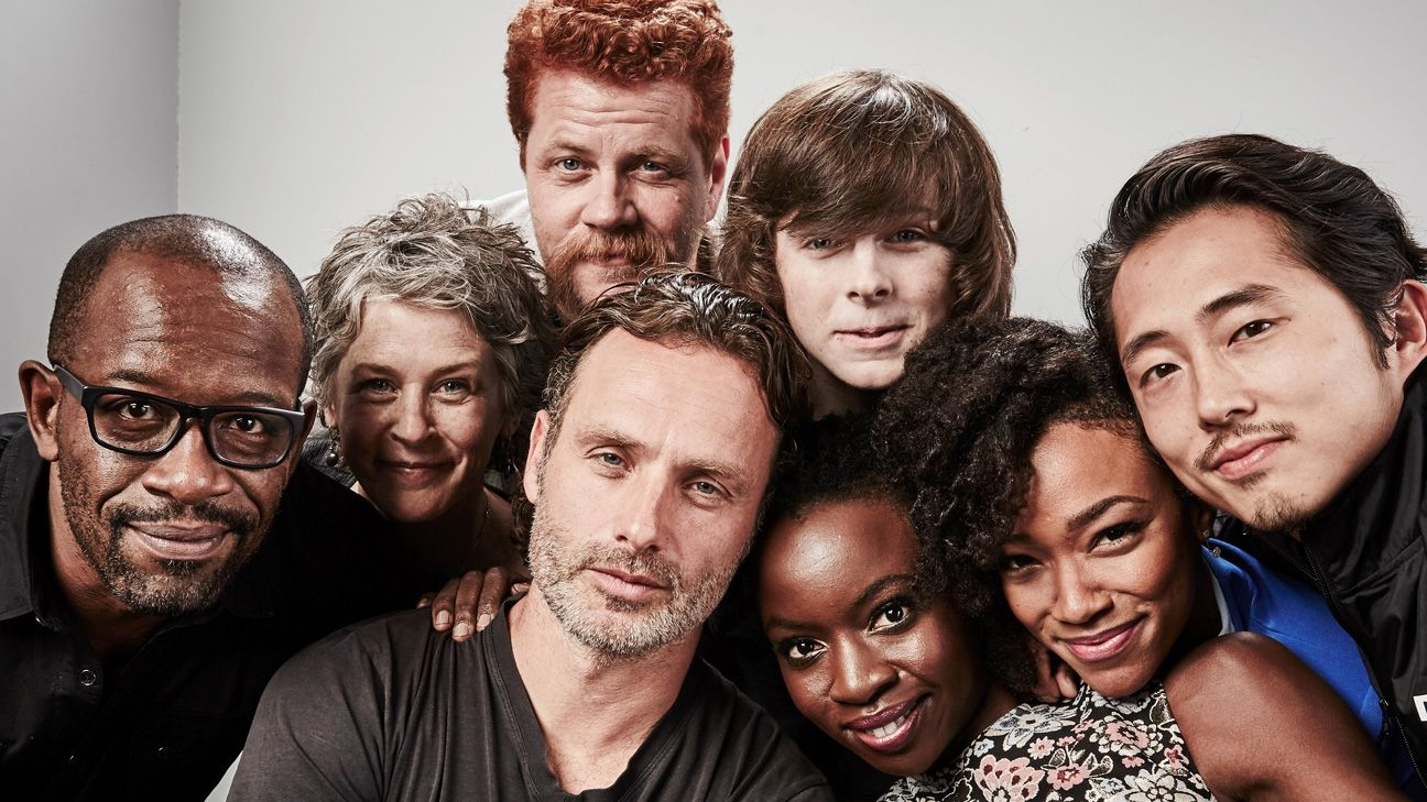 The Undefeated Preview Season  The Walking Dead Premiere