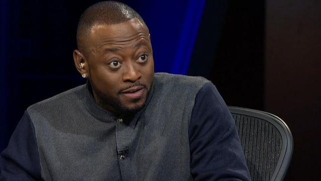 Omar Epps says 'it's a wrap for Romo'