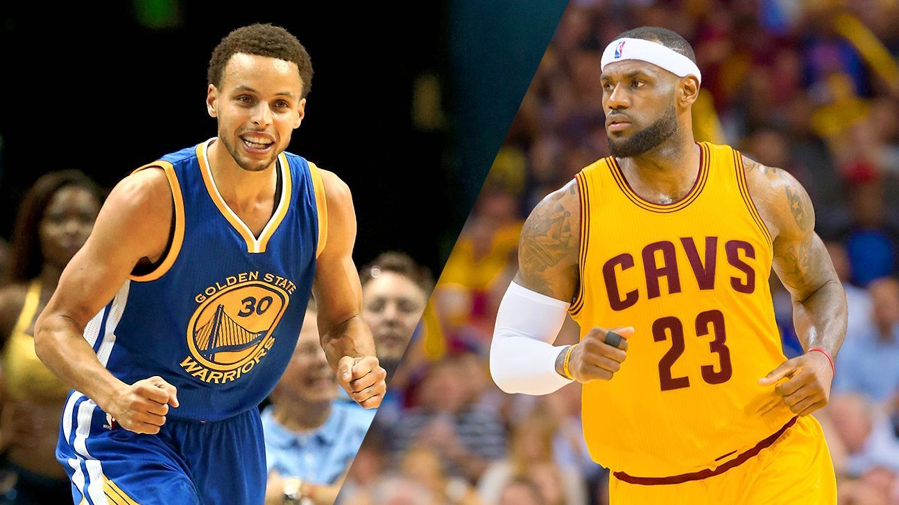 NBA Christmas Preview: Warriors vs. Cavs
