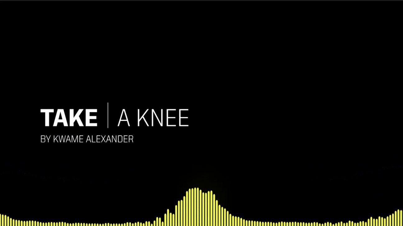 Kwame Alexander: Take a Knee