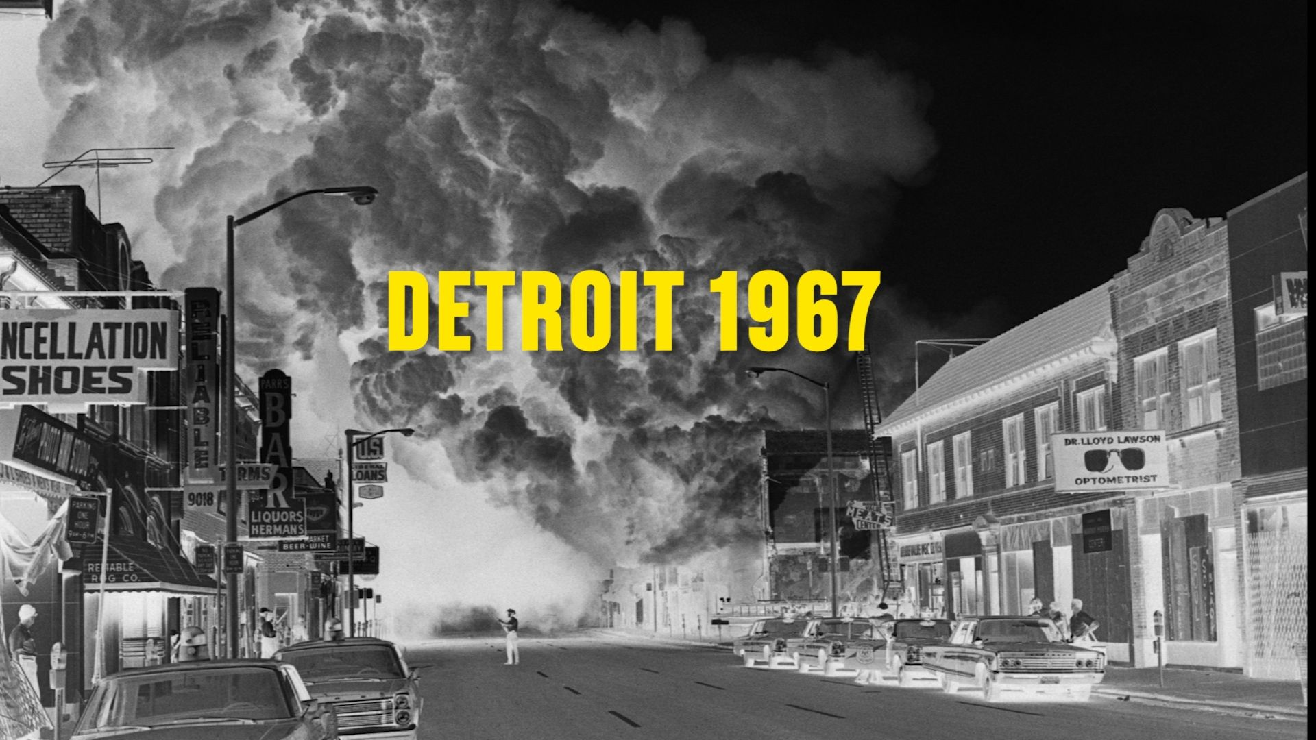 'Detroit' tells story of the '67 riots only without black women