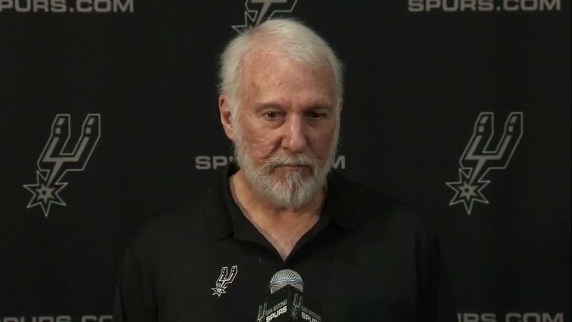 72d7209abab0 Gregg Popovich is the NBA s most  woke  coach