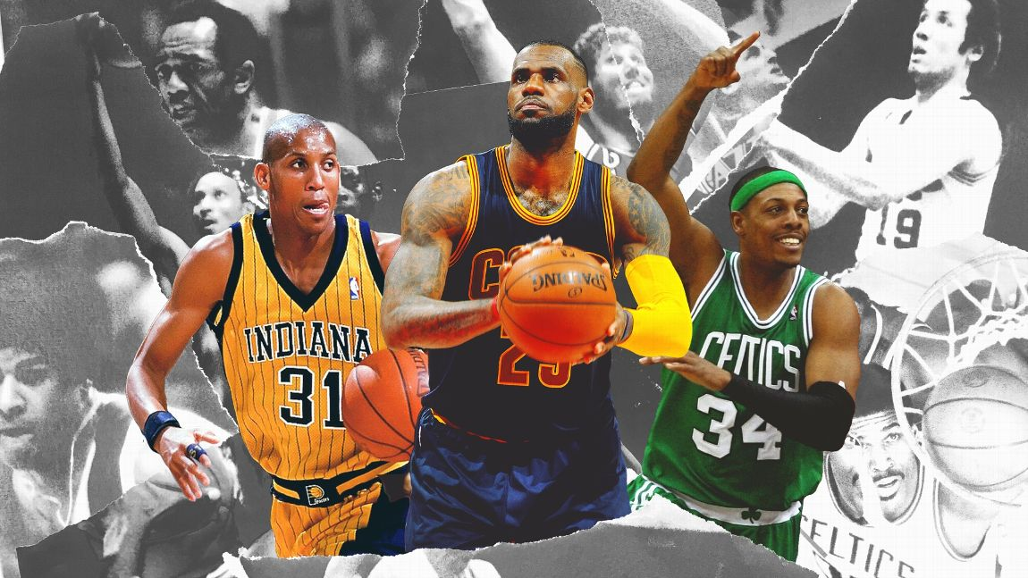Mike Wise and Marc J. Spears debate the 50 greatest NBA players of all time 9a10f1540