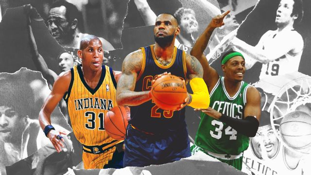 Mike Wise and Marc J. Spears debate the 50 greatest NBA players of all time