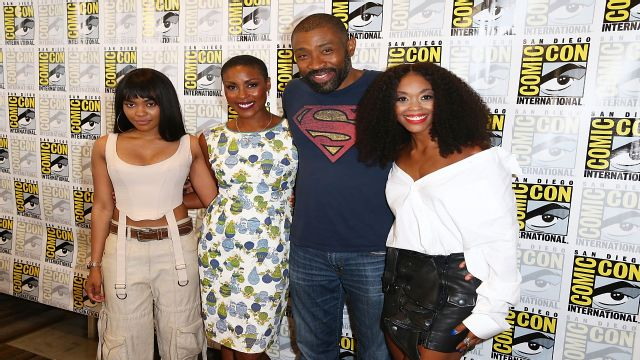 Meet the cast of the CW's Black Lightning