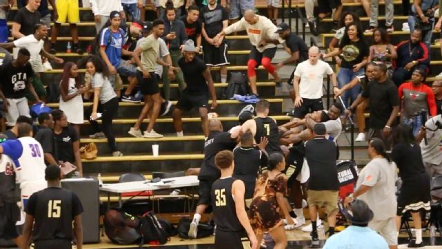The Drew League: No soft play allowed