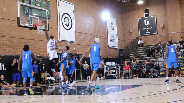The Undefeated Summer Pro-Am Tour: The Drew League