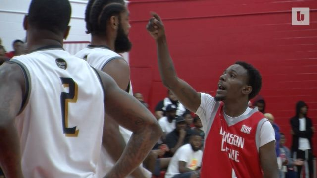 The Undefeated Summer Pro-Am Series: Things get heated at The Brunson League