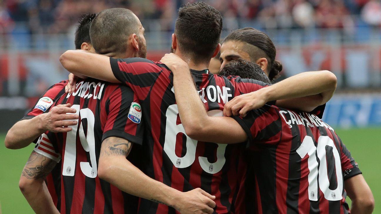 AC Milan officially taken over by Elliott Advisors (UK) Limited