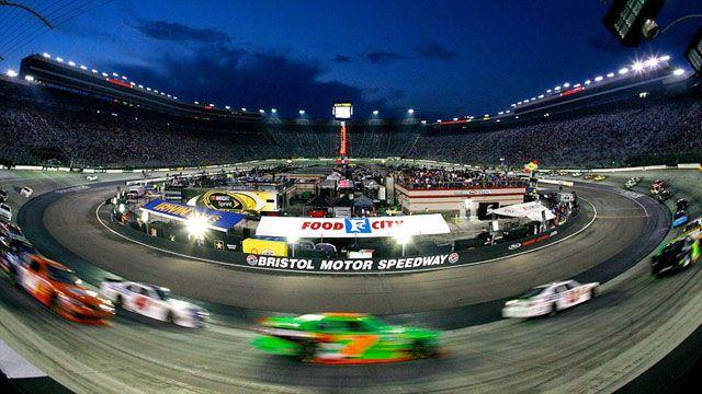 NASCAR Nationwide Series at Bristol