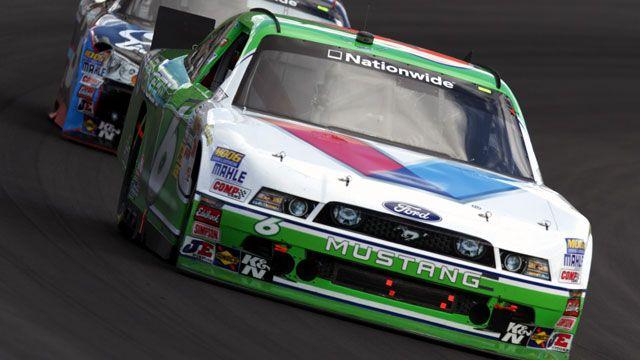 NASCAR Nationwide Series Final Practice