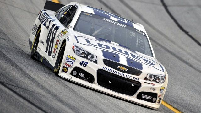 NASCAR Sprint Cup Series Qualifying