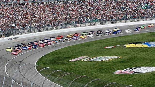 NASCAR Sprint Cup Series at Kansas presented by Ram