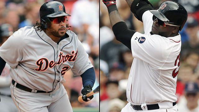 Detroit Tigers vs. Boston Red Sox