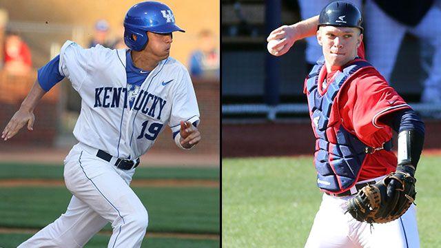 #24 Kentucky vs. #16 Mississippi