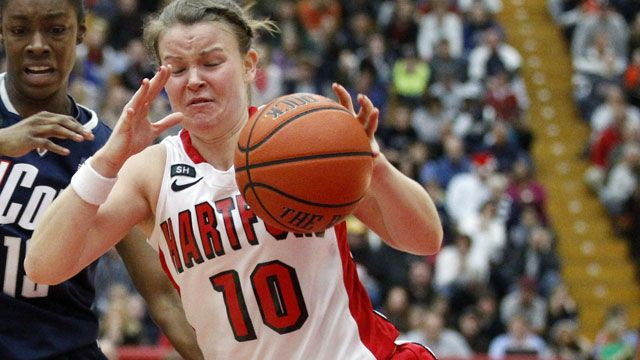 Binghamton vs. Hartford (Exclusive Quarterfinal #1): America East Women's Basketball Championship