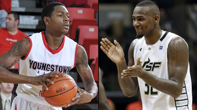 Youngstown State vs. South Florida