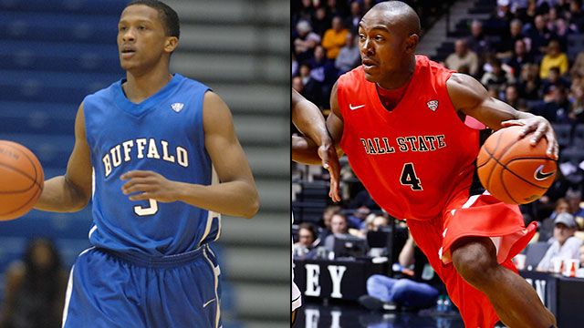 Buffalo vs. Ball State (Second Round, Game 1): MAAC Men's Basketball Tournament