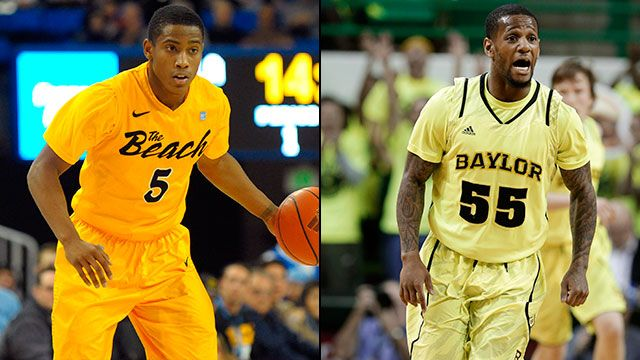 #7 Long Beach State vs. #2 Baylor (First Round): 2013 NIT