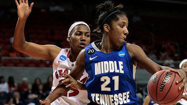 Arkansas-Little Rock vs. Middle Tennessee State (Exclusive)