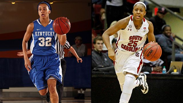 #5 Kentucky vs. #18 South Carolina
