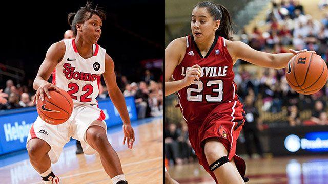 St. John's vs. #13 Louisville