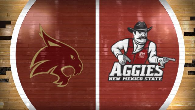 Texas State vs. New Mexico State